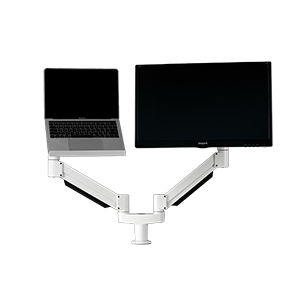 Dual and Twin Monitor Arms