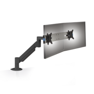 7500-1500-Wing. Heavy duty monitor arm with switch wing