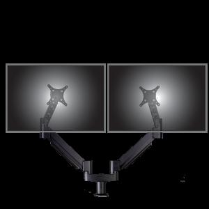 7045-8408 Dual monitor mount