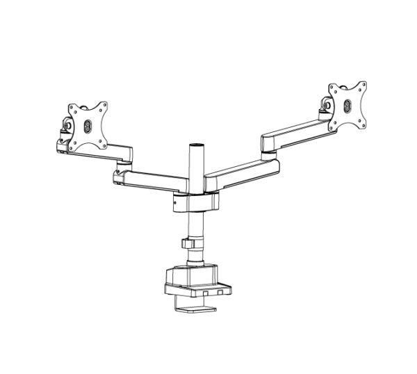 Dual-Static-Arm