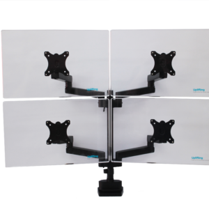 Actiflex II Quad Static Monitor Arms and Mount