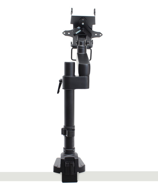PosFlex Static Single Arm EFTPOS Cradle back