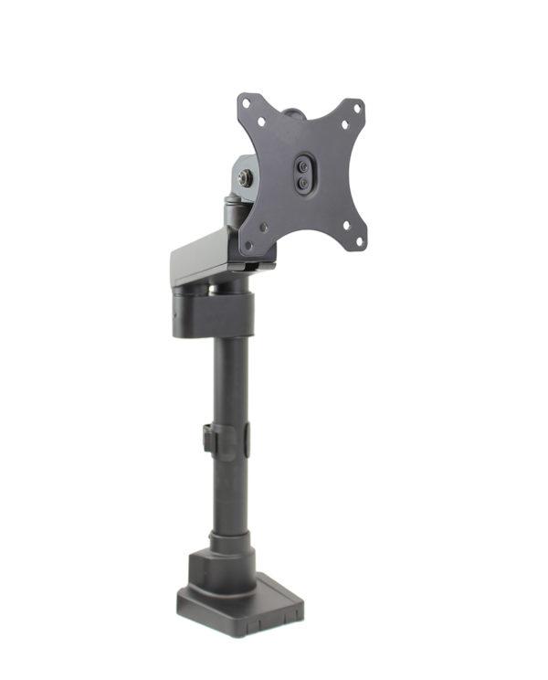 PosFlex Static Single Arm VESA plate angle