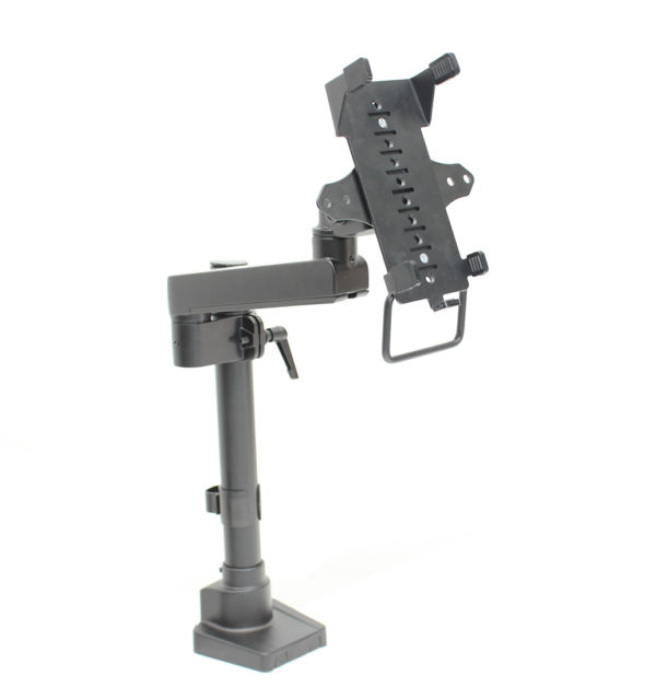 PosFlex Static Single Arm and EFTPOS Cradle angle