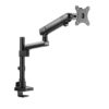 PosFlex Single Dynamic Arm, additional static arm and VESA angle