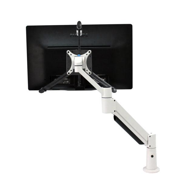 Universal VESA Bracket Mount Adapter back