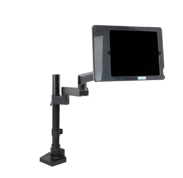 PosFlex Static Single Arm, additional arm and Secure ipad holder angle