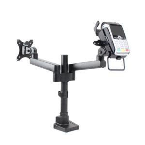 PosFlex Dual Static – POS Mounting System