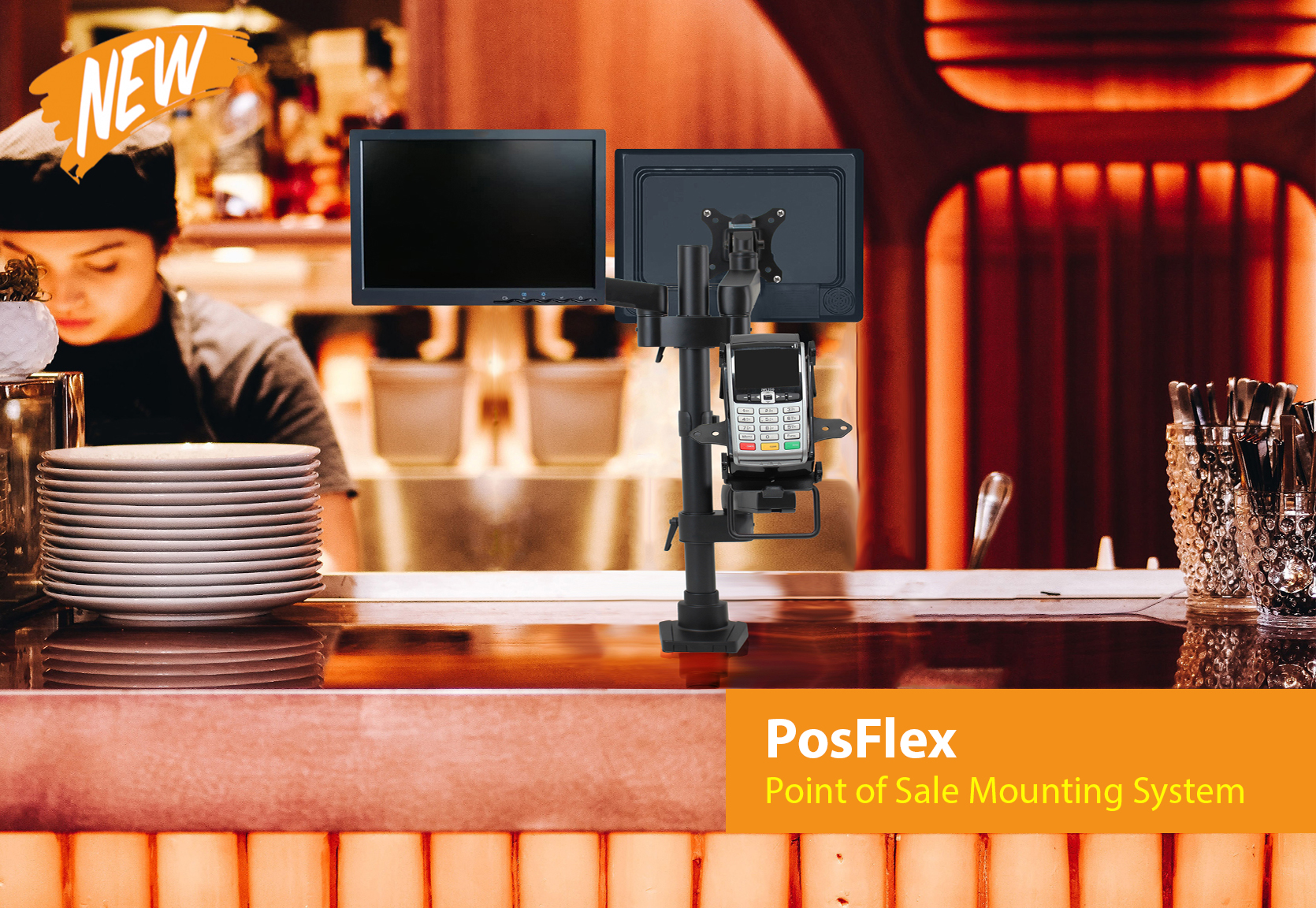 You are currently viewing New PosFlex POS Mount