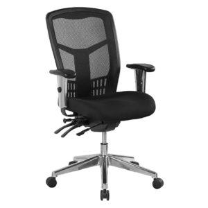 OMesh Executive high back chair